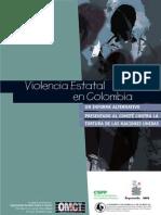 Violencia Estatal en Colombia 2004