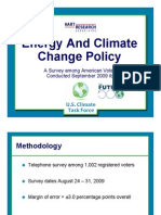 """Powepoint Presentation of """"Energy And Climate Change Policy"""