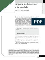 Defensa fiscal para la deducción del costo de lo vendido.pdf