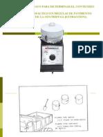 6.- Practica #6 Determinacion de Contenido de Cemento Asfalt