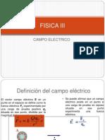 Campo Electrico - UTP