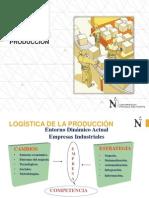 7. Logística de Producción (2014 I)