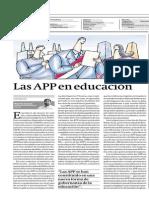 Las APP en educación - GRADE - Gestión - 150714