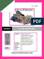 Trabajo Final - El Salvador 2011