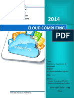 Cloud Computing Topicos