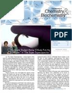 UCLA Chemistry Newsletter 2013