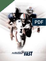 2014 Auburn Media Guide