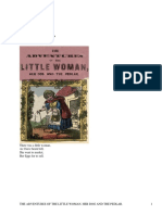 The Adventures of the Little Woman, Her Dog and the Pedlar by Anonymous