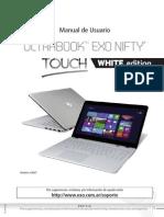 ManualUltrabook NiftyTouchX500T(F056 GG 01)01 2014