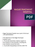 Nagar Panchayat Hospital