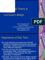 Curriculum Design-An Introduction