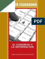 El Congreso y La Información Poder Ciudadano Argentina