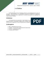 Manual de Promoção Social - Esporte, Lazer e Cultura