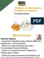 Marketing Estratégico e Competitividade