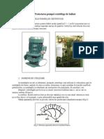 STUDIU de CAZ Proiectarea Pompei Centrifuge de Ballast