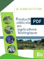 Guide Des Productions Oleicoles en AB