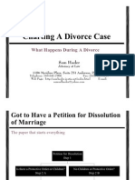 Charting an Indiana Divorce