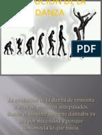 Evolucion de La Danza Ppt