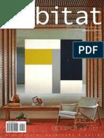 140704- Revista Habitat - Perfil Arquiteto