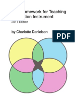 PDE - Teacher Evaluation Pilot II Rubric