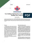Drilling Optimization Technologies
