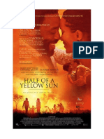 HalfYellowSun Press Kit