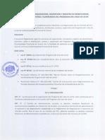 Para Reglamento, Fichas- Pvl