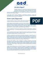 Acd Chapas Info Corte Jato de Agua
