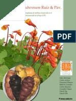 Tropaelum tuberosum Ruíz & Pav. Catálogo de la colección de germoplasma de mashua (Tropaelum tuberosum Ruíz & Pav.) conservada en el Centro Internacional de la Papa (CIP)