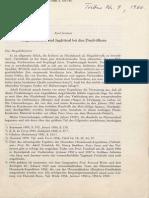 Jettmar Megalithsystem Und Jagdritual 1960