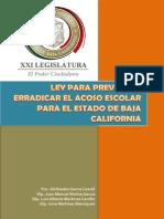 Ley Contra Bullying- Movimiento Ciudadano-Baja California.