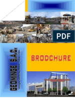 Brochure Geominge Sac