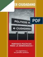 Partidos Políticos para la Democracia I Poder Ciudadano Argentina
