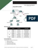 DHCP+NAT