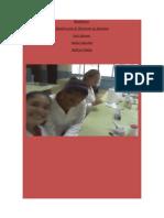 bioquimica lab 1  identificacion de nutrientes