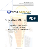 The Challenge in Workforce Management