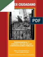 Transparencia y Control Social en las Contrataciones Públicas  Poder Ciudadano Argentina