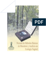 EcologiaVegetal transectos