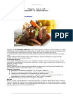 Evaluacion Proyectos Proyecto Restaurante El Peruano Sabroso