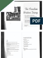 The Freedom Writers Diary Pdf