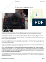 97 Jeep Wrangler - Grow a Beard, Punch a Bear in the Mouth, Be Extreme
