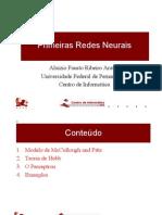 RN 03 Primeiras Redes