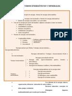 T.11 Recursos energéticos y minerales