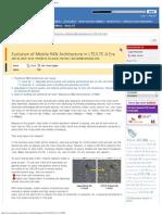 Evolution of Mobile RAN Architecture in LTE_LTE-A Era _ NETMANIAS