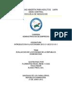 Economia - Informe Final