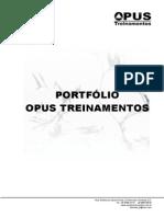 Portfólio Opus Treinamentos - Empresa (1)