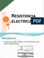 Resistencia electrica