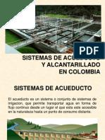 Acueducto y Alcantarillado en Colombia