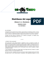 Heinlein, Robert a. - Huerfanos Del Espacio