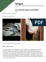 A Maioridade Penal é Cláusula Pétrea Cara-pálida _ Artigos JusBrasil